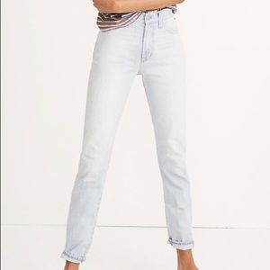 Madewell The Perfect Summer Jean - Size 28